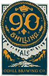 90 Shilling logo