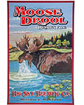 Moose Drool logo