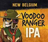 New Belgium VooDoo Ranger logo