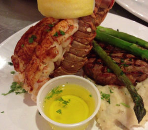 Surf & Turf @ Dick's Pub & Restaurant